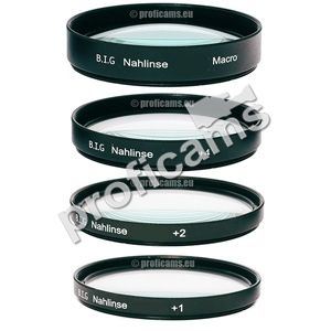 Makropreds�dky - SET 58mm
