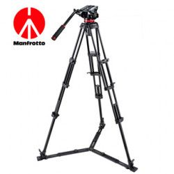 Manfrotto HDV PRO videostat�v (low spreader)