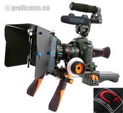DSLR rig VOHO II NEW Carbon