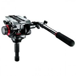 MANFROTTO 504HD VIDEO HLAVA PRO-VIDEO KVAPALINOV�