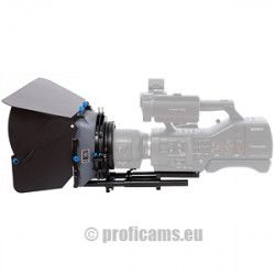 Matte Box+Universal Rod support