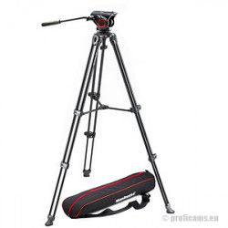 Manfrotto 500HDV NEW Set videostat�v do 5kg + transportn� puzdro