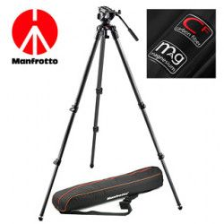 MANFROTTO MVK500C, SET karb�nov� video stat�v a video hlava s�rie 500