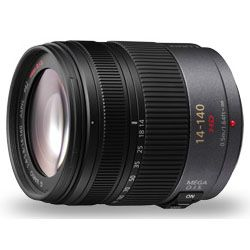 Panasonic LUMIX G VARIO HD 14-140mm / F4.0-5.8 ASPH. / MEGA OIS