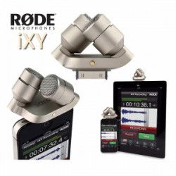Rode IXY Stereo mic pre iPhone/iPad