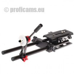 Camtree Follow Focus + rod support