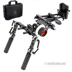 Dslr rig Camtree Hunt + Follow Focus