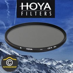 Hoya C-PL Slim 62mm Bague fine polariza�n� filter