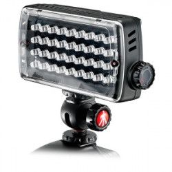 MANFROTTO ML360HP MIDI PLUS 36 LED svetlo/ blesk s bat�riou a nab�ja�kou
