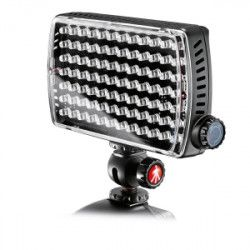 MANFROTTO ML840H MAXIMA HYBRID PLUS 84 LED svetlo/ blesk s bat�riou a nab�ja�kou