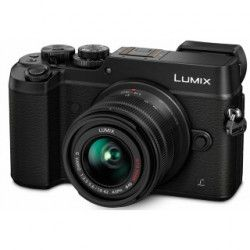Panasonic Lumix DMC-GX8 + 14-42mm f/3,5-5,6 ASPH