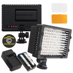 LED svetlo XT 10W New + Li-ion bat�ria + nab�ja�ka