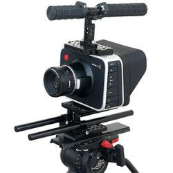 Cage BMC-P Top pre Blackmagic