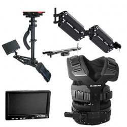Glidecam X-22 Set (+adaptér V-mount)