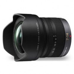 Panasonic LUMIX G VARIO 7-14mm / F4.0 ASPH.