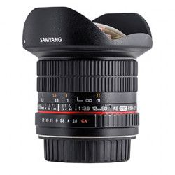 Samyang 12 mm F2.8 ED AS NCS Fish-eye Sony E