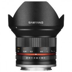 Samyang 12mm f/2.0 NCS CS Sony E NEX