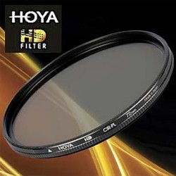Hoya Pol circular HD filter 58mm