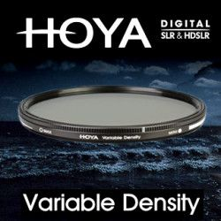 Hoya Variable density filter 77mm