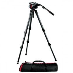 MANFROTTO MA 535 + 504HD + puzdro MBAG100PNHDV CARBON SET