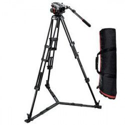MANFROTTO 504HD + 546GBK set videostatív do 12kg