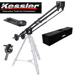 Kessler Crane Pocket Jib + Transportbag + 100mm Swivel Mount