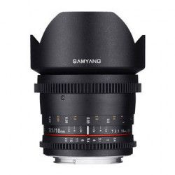 Samyang 10mm T3.1 ED AS NCS VDSLR II Canon