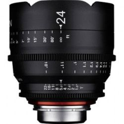 Samyang XEEN 24mm T1.5 Cinema Lens - SONY E / FE