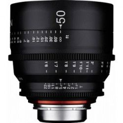 Samyang XEEN 50mm T1.5 Cinema Lens - SONY E / FE