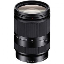 Sony SEL18200LE  18-200 mm F3,5-6,3