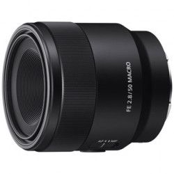 Sony FE 50 mm f/2,8 Macro  E-Mount