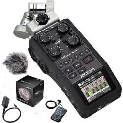 ZOOM H6 handy recorder + APH6 SET