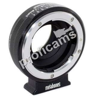 Metabones Nikon G to E mount Speed Booster