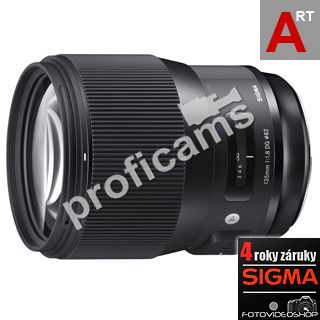 Sigma 135mm f1.8 DG HSM ART Sony E